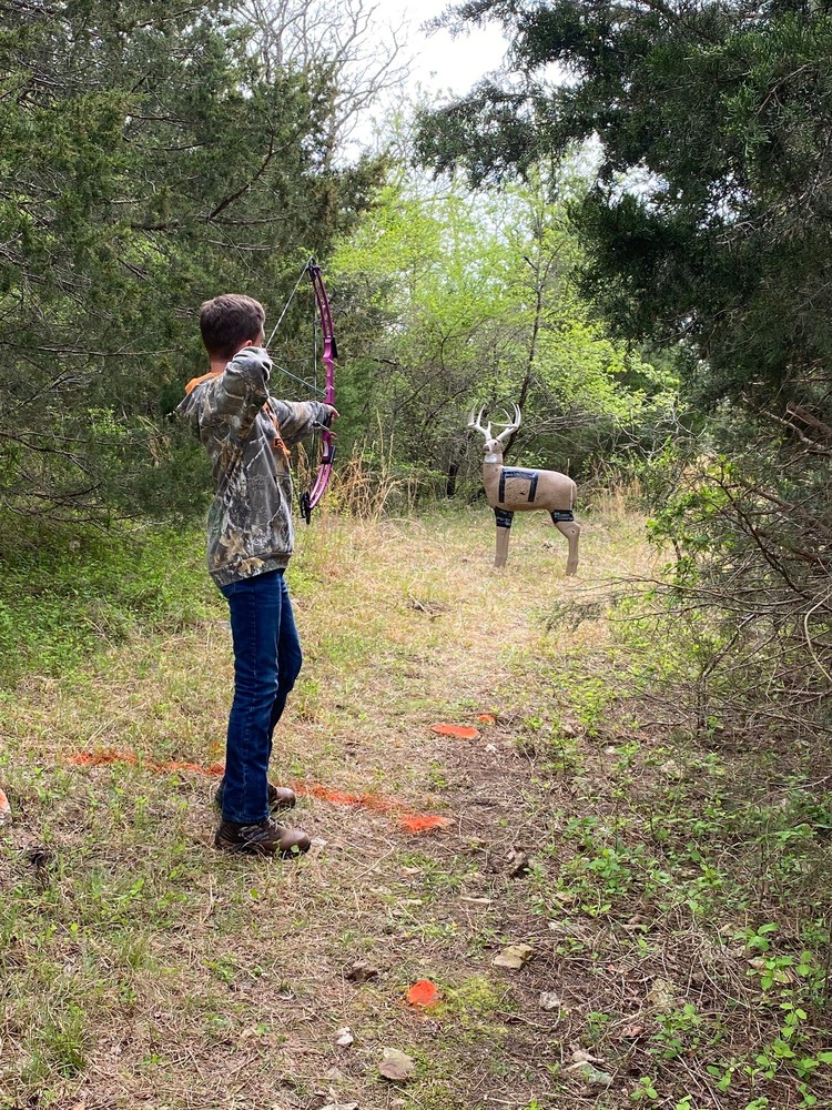 Cleora's 1st Annual 3D Archery Competition